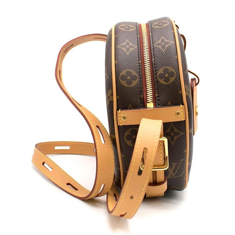 Louis Vuitton Boite Chapeau Souple Monogram Canvas Bag In Excellent Condition For Sale In London, GB