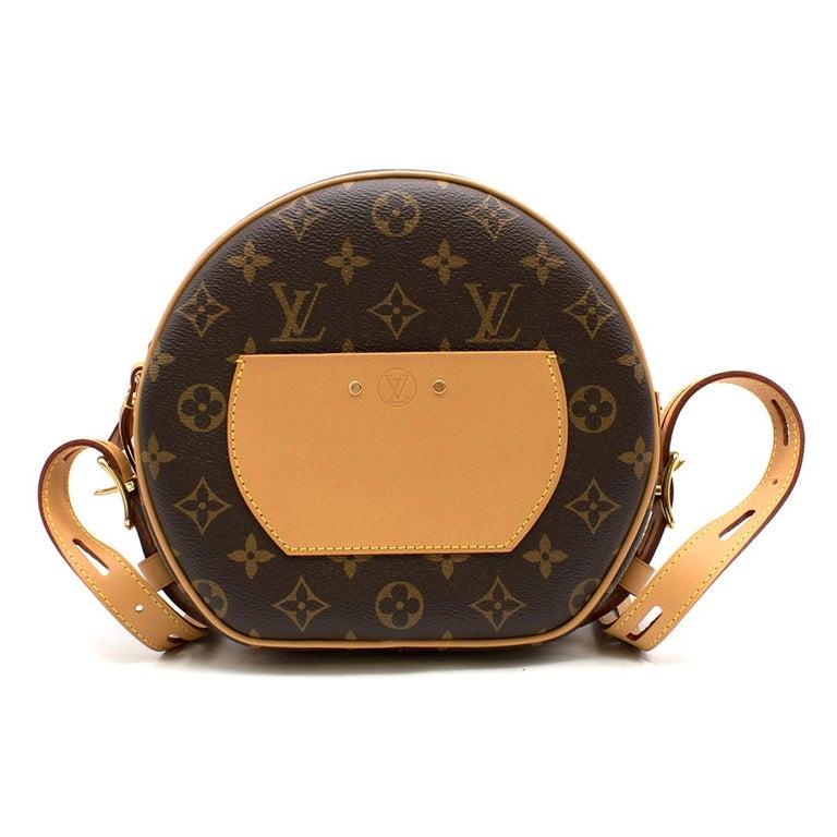 Women's Louis Vuitton Boite Chapeau Souple Monogram Canvas Bag For Sale