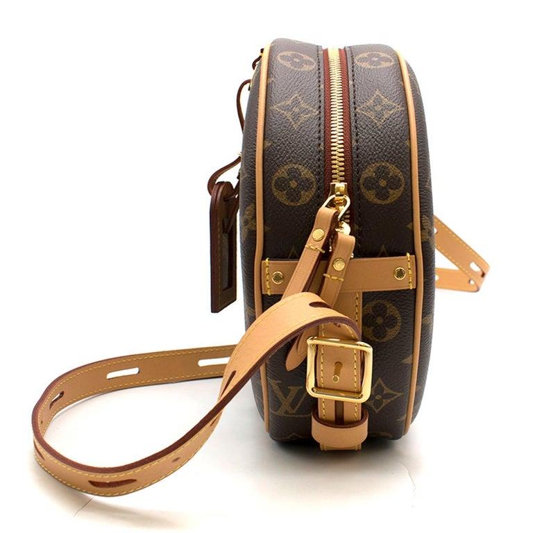 Louis Vuitton Boite Chapeau Souple Monogram Canvas Bag For Sale 1
