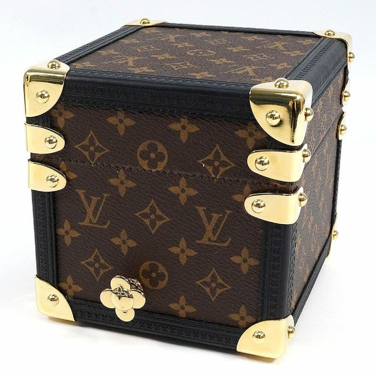 Women's or Men's LOUIS VUITTON Boite Vivienne Music Box accessory case  Music Box unisex Other ac For Sale