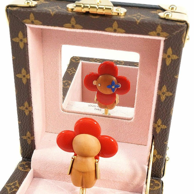 LOUIS VUITTON Boite Vivienne Music Box accessory case  Music Box unisex Other ac For Sale 1