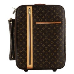 Louis Vuitton Bosphore Luggage Monogram Canvas 50