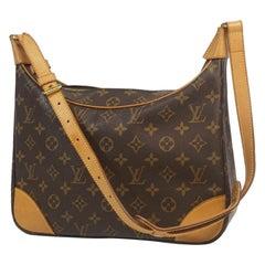 LOUIS VUITTON Boulogne Womens shoulder bag M51265