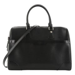 Louis Vuitton Bourget Duffle Epi Leather 40