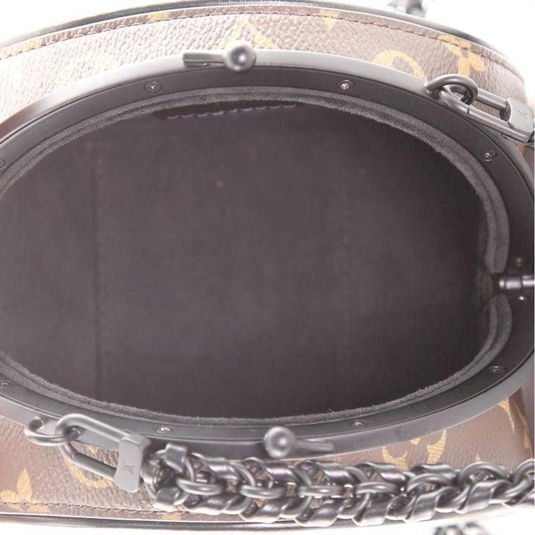 Louis Vuitton Boursicot Boite Chapeau Bag Reverse Monogram Giant For Sale 1