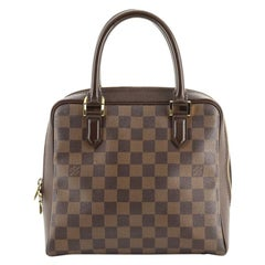Louis Vuitton Brera Handbag Damier