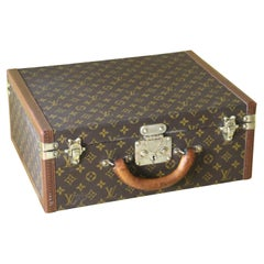 Louis Vuitton Briefcase, Louis Vuitton Super President Case, Vuitton Suitcase