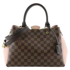 Louis Vuitton Brittany Handbag Damier