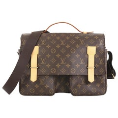 Louis Vuitton Broadway Bag Monogram Canvas
