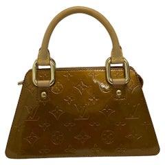 Louis Vuitton Bronze Vernice Forsyth Bag