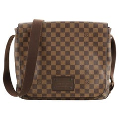 Louis Vuitton Brooklyn Handbag Damier MM