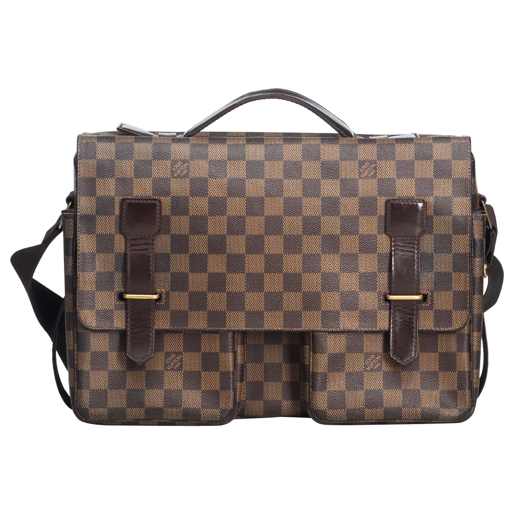 06809e90d Louis Vuitton Dandy Briefcase Epi Leather MM at 1stdibs