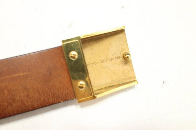 louis vuitton belt serial number