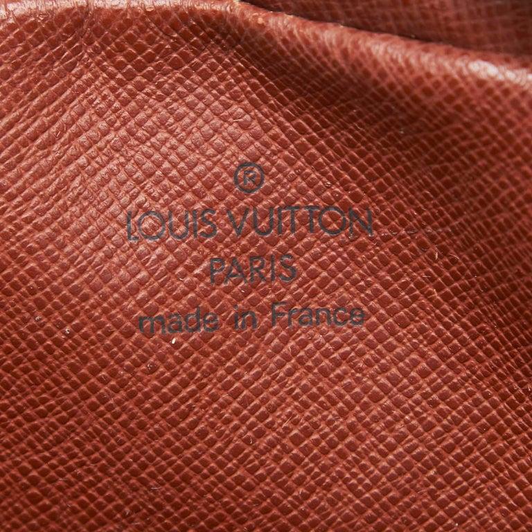 Louis Vuitton Brown Monogram Amazone For Sale 1