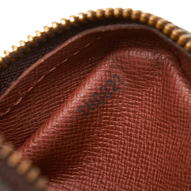 Louis Vuitton Brown Monogram Amazone For Sale 2