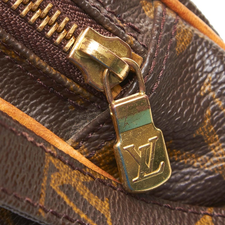 Louis Vuitton Brown Monogram Amazone For Sale 3