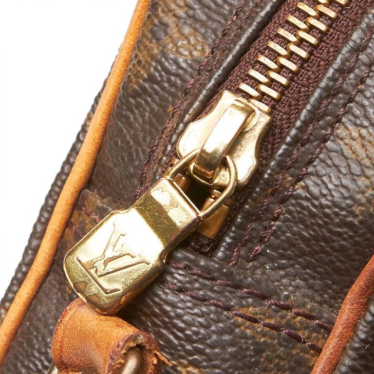 Louis Vuitton Brown Monogram Amazone For Sale 3