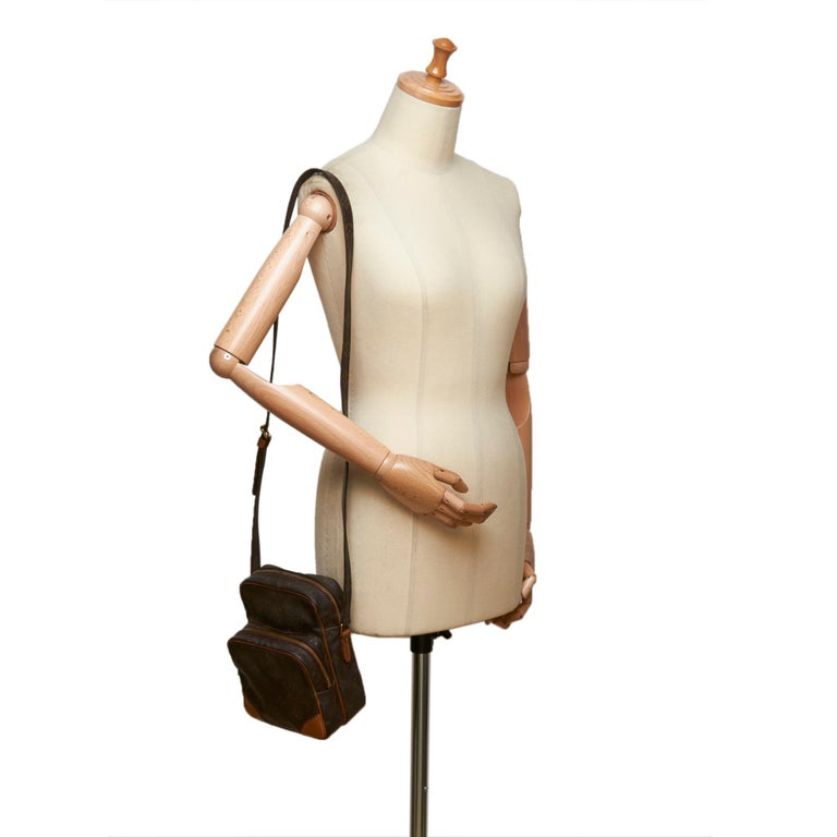 Louis Vuitton Brown Monogram Amazone For Sale 4