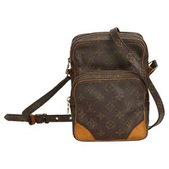 Louis Vuitton Brown Monogram Amazone