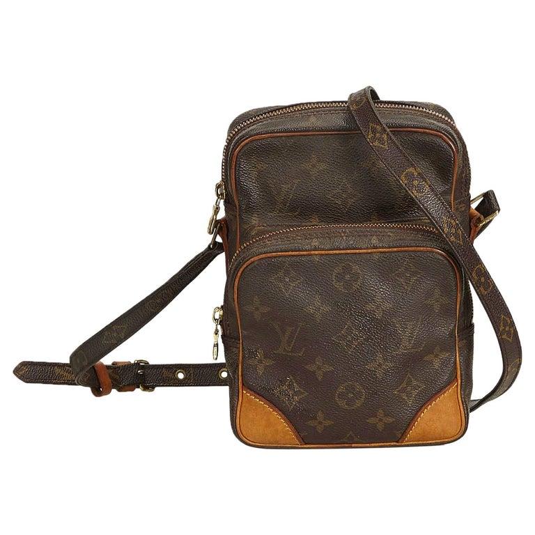 Louis Vuitton Brown Monogram Amazone For Sale