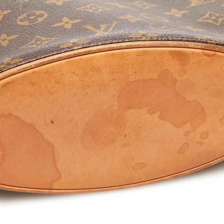Louis Vuitton Brown Monogram Canvas Canvas Monogram Drouot France For Sale 7
