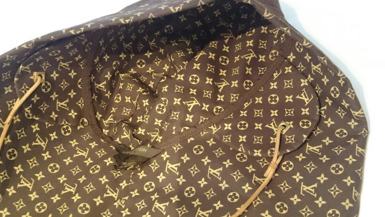 Women's Louis VUITTON Brown Monogram Collection Hat - Unworn, New with tags For Sale