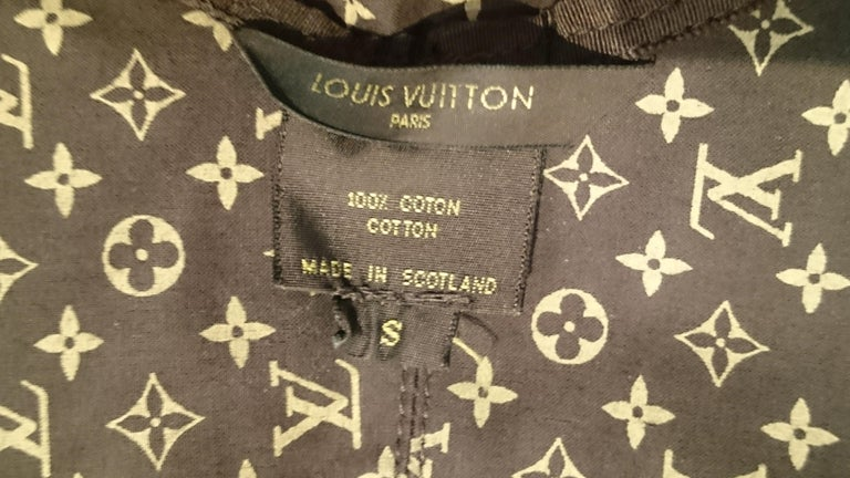 Louis VUITTON Brown Monogram Collection Hat - Unworn, New with tags For Sale 2