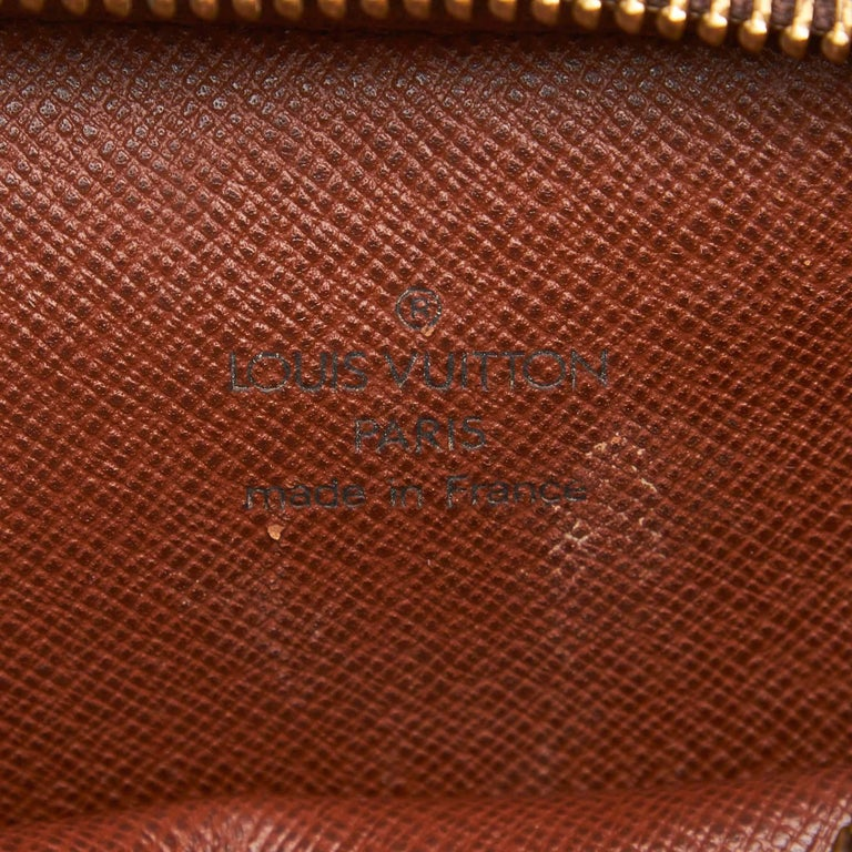 Louis Vuitton Brown Monogram Danube For Sale 1
