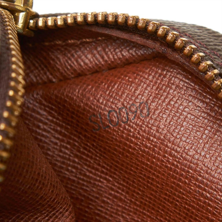 Louis Vuitton Brown Monogram Danube For Sale 2