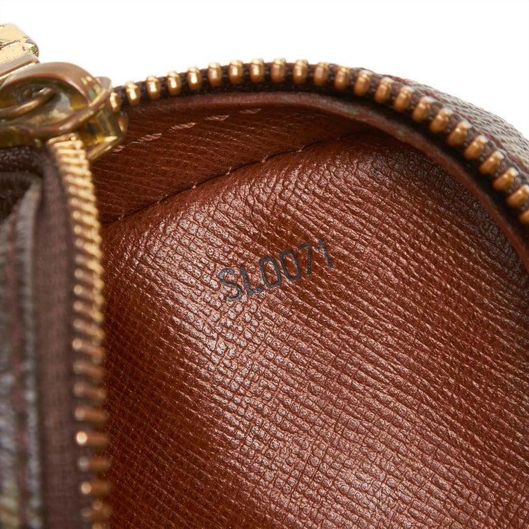 Louis Vuitton Brown Monogram Danube For Sale 2