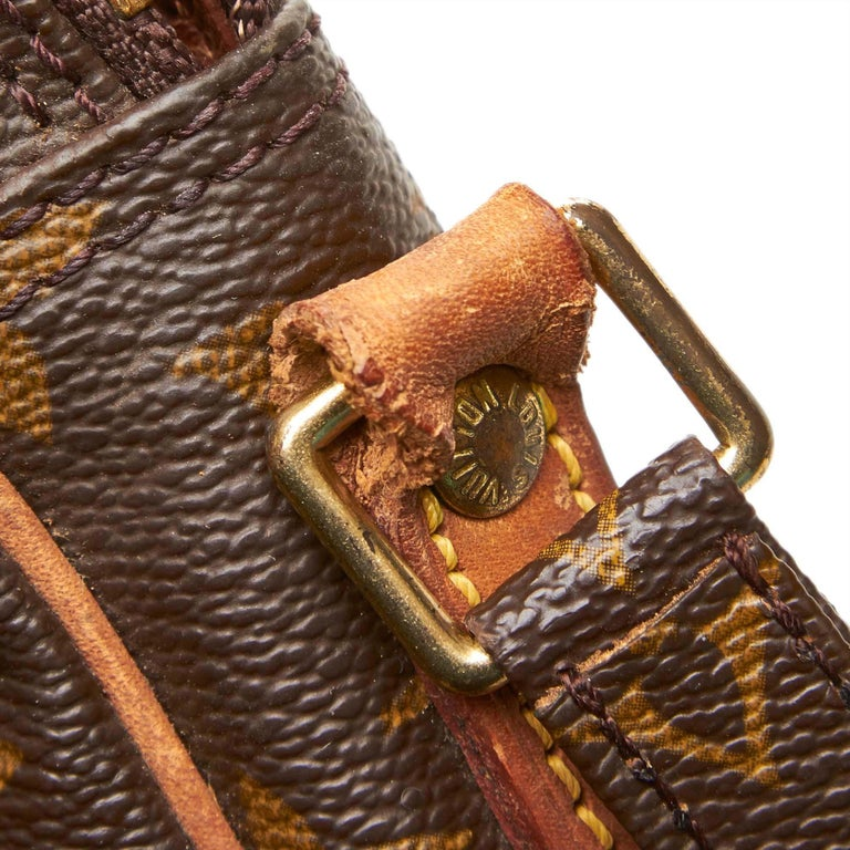 Louis Vuitton Brown Monogram Danube For Sale 3