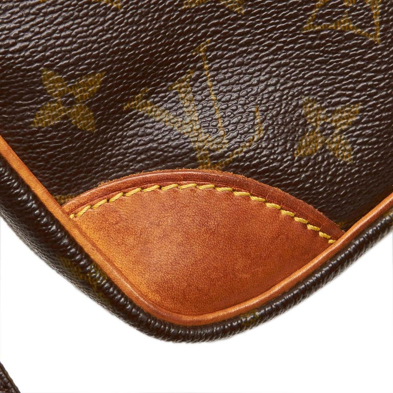 Louis Vuitton Brown Monogram Danube For Sale 3
