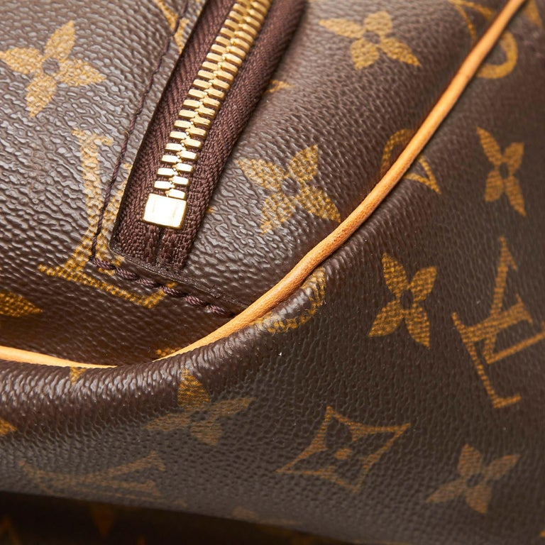 Louis Vuitton Brown Monogram Evasion For Sale 6