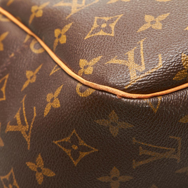 Louis Vuitton Brown Monogram Evasion For Sale 7
