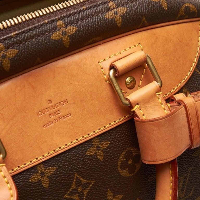 Louis Vuitton Brown Monogram Evasion For Sale 9