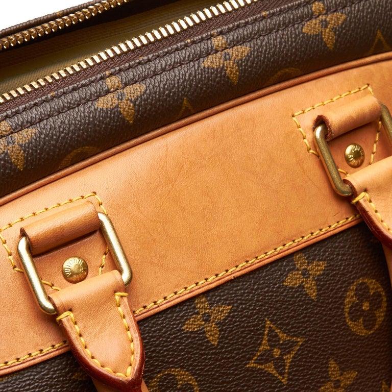 Louis Vuitton Brown Monogram Evasion For Sale 10