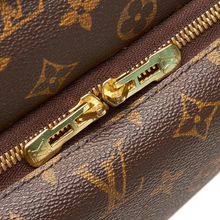 Louis Vuitton Brown Monogram Evasion For Sale 11