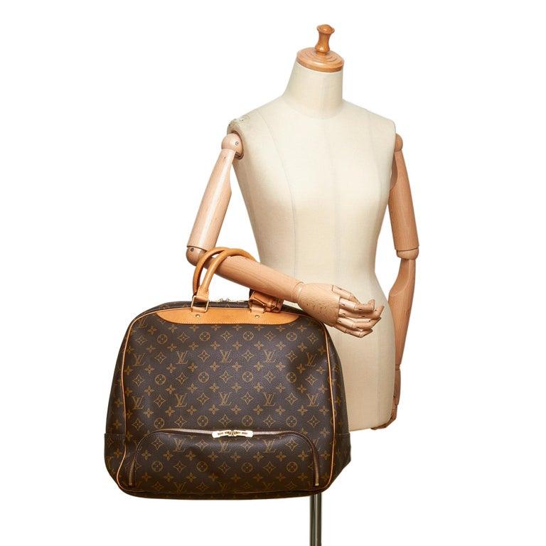 Louis Vuitton Brown Monogram Evasion For Sale 12
