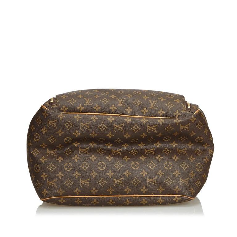 Women's Louis Vuitton Brown Monogram Evasion For Sale