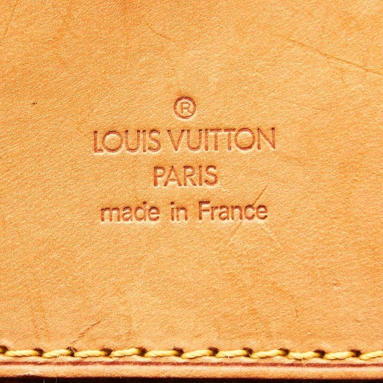 Louis Vuitton Brown Monogram Evasion For Sale 2