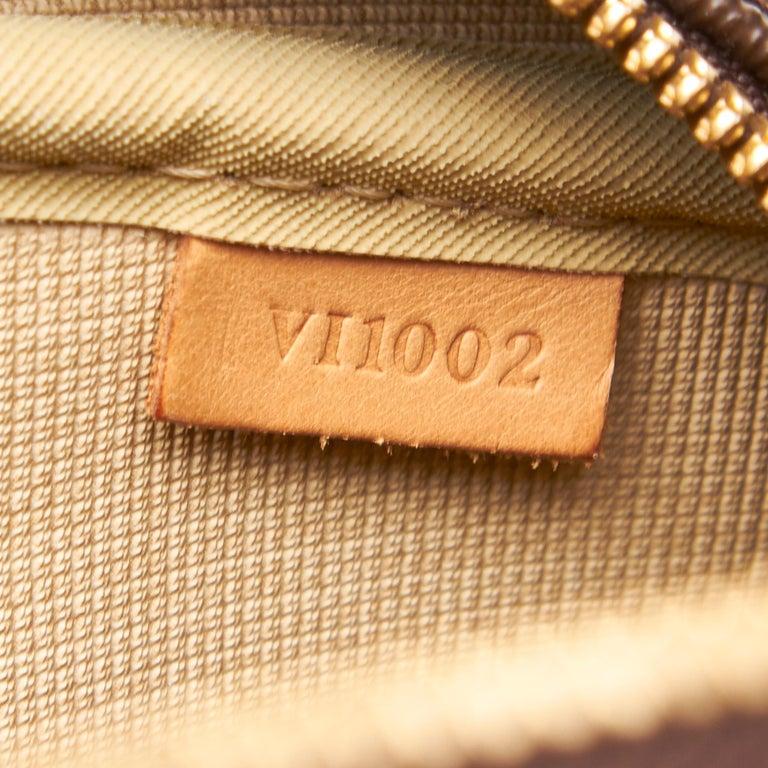 Louis Vuitton Brown Monogram Evasion For Sale 3