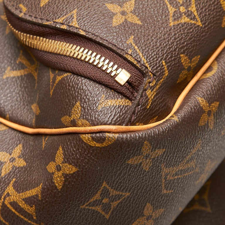 Louis Vuitton Brown Monogram Evasion For Sale 5