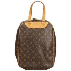 Louis Vuitton Brown Monogram Excursion