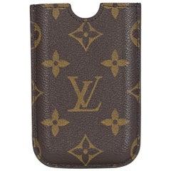 Louis Vuitton Brown Monogram iPhone 3 Case