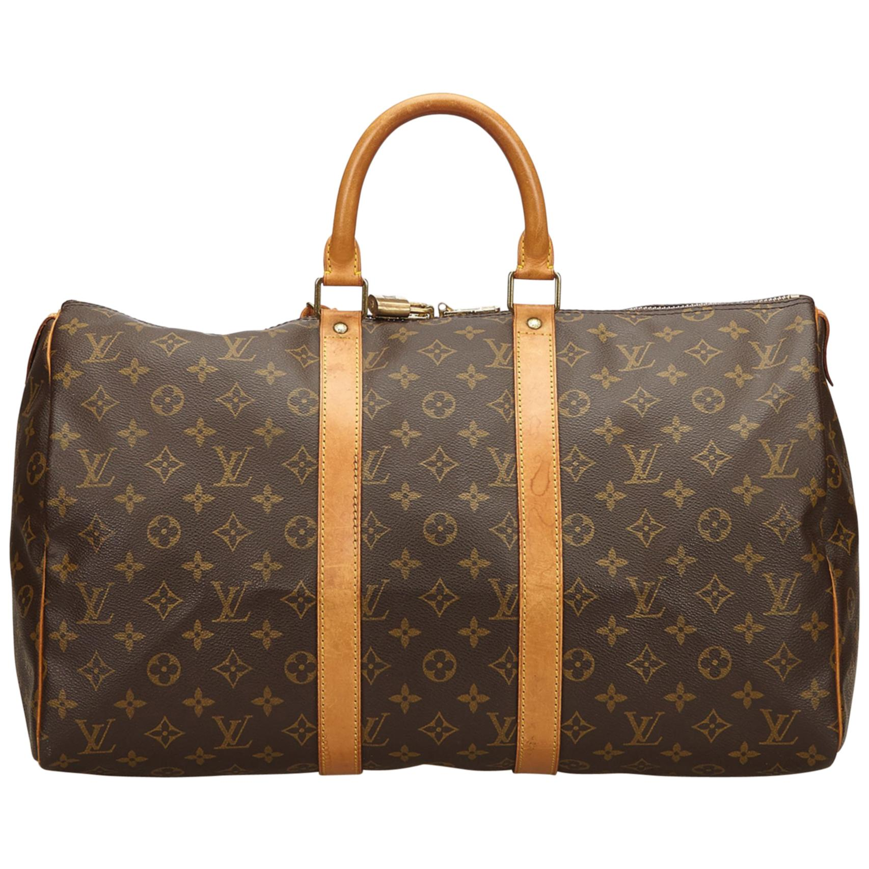 Vintage Louis Vuitton Luggage and Travel Bags - 323 For Sale at 1stdibs -  Page 4 5423aeb38082a