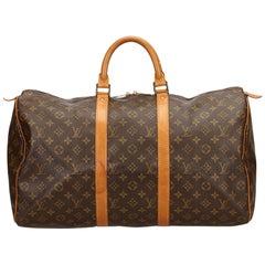 Louis Vuitton Nylon Schultertasche