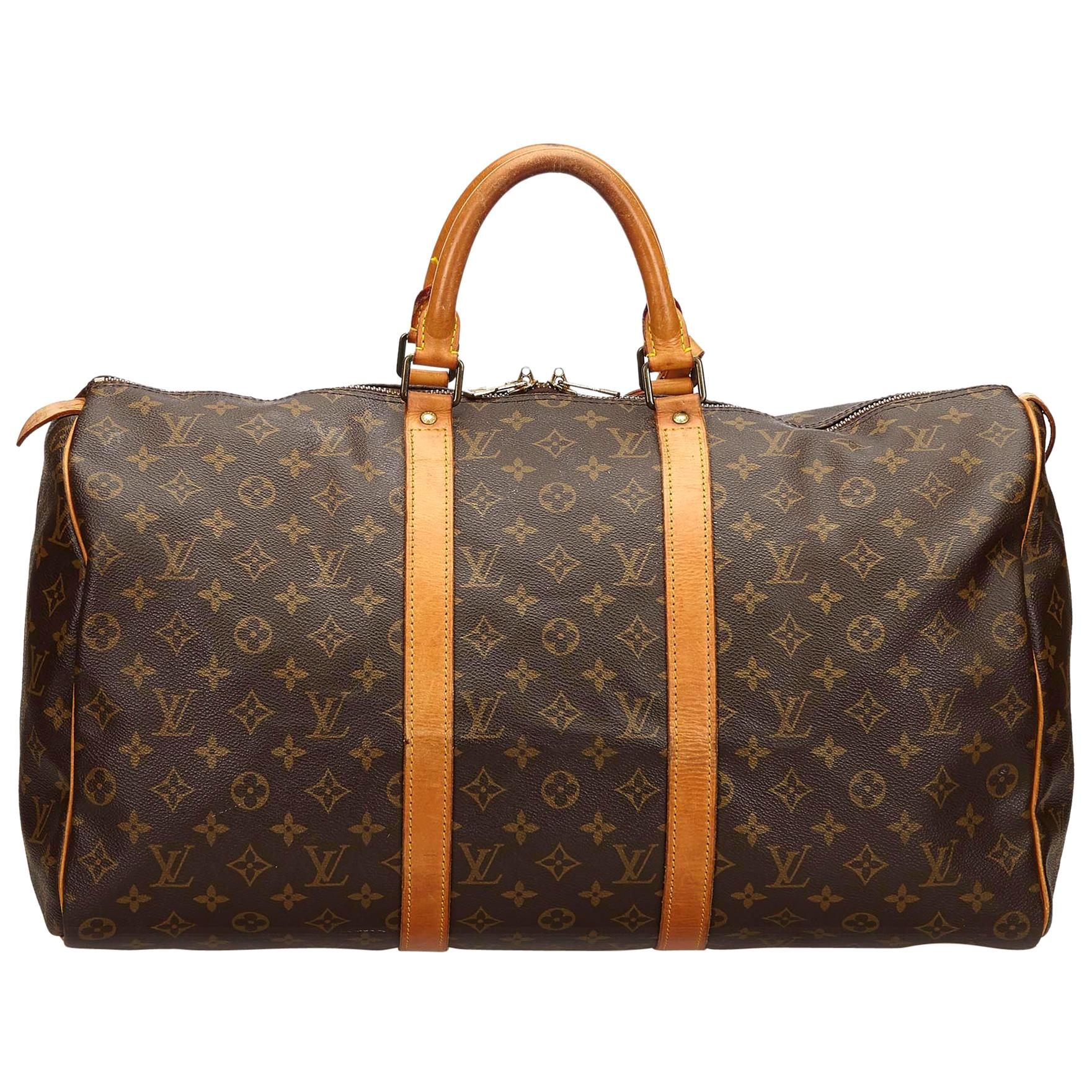Vintage Louis Vuitton Luggage and Travel Bags - 267 For Sale at 1stdibs -  Page 3 6148f402ae