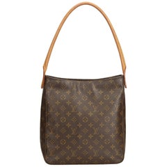 Louis Vuitton Braun Monogram Looping GM