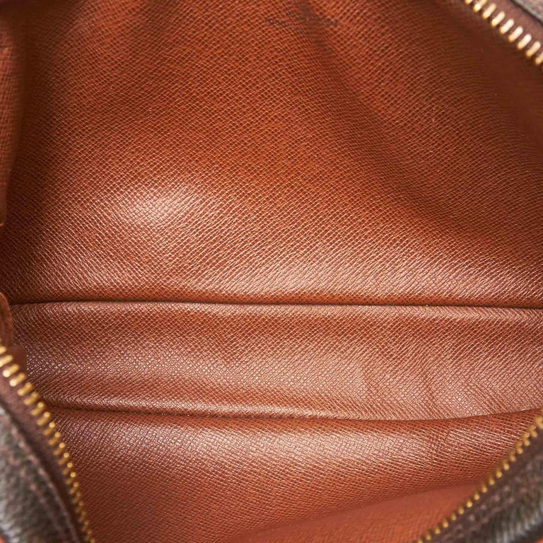 Women's Louis Vuitton Brown Monogram Marly Bandouliere For Sale
