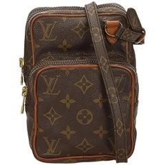 Louis Vuitton Brown Monogram Mini Amazone